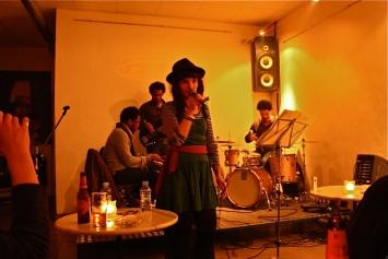 Poetrips & The Blue Bus Band con Aruán Ortiz, Marc Ayza & Rashaan Carter, La PAPA 2010.