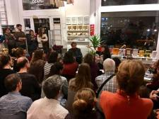 "Presentación de ""We"" en Librería Malpaso"